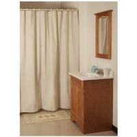 Homebasix SD-PCP01-W3L Shower Curtains