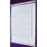 "Vinyl Mini Blinds, 32"" x 64"" Alabaster"