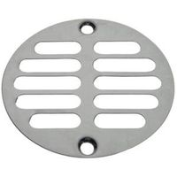 STRAINER SHOWER 3-3/8IN CHROME