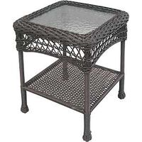 WILMINGTON WOVEN END TABLE