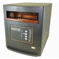 Quartz Infrared Portable Heater, 5,000 BTU's