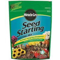 MIRACLE-GRO SEED STARTER 8QT