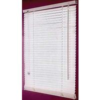 "Homebasix Faux Wood Blinds, 23"" x 64"""