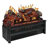 ELECTRIC LOG SET W/HEATER