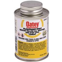 Oatey 31911 Flow-Guard Gold
