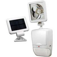 LED Security Light, White