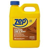 CALCIUM/LIME/RUST STAIN REMOVER, QT