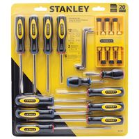 Stanley 60-220 Versatile Screwdriver Set