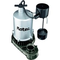 Flotec FPZT7550 High Output Submersible Sump Pump