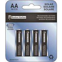 Boston Harbor BT-NC-AA-400-D4 Solar Batteries