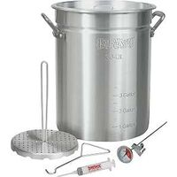 Aluminum Turkey Fryer, 30 Qt