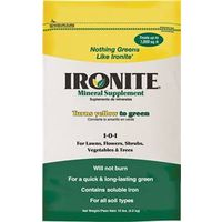Ironite 100099050 Lawn Fertilizer