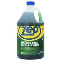 Zep Concentrate Glass Cleaner, 128 oz