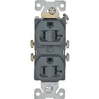 Cooper 877 Grounded Duplex Receptacle