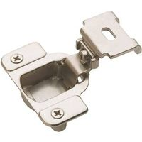 Amerock BP2811C1314 2-Way Concealed Self-Closing Frame Cabinet Hinge