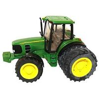 John Deere Toy Tractor with Duals, 1:16