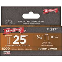 Arrow Fastener 257  Staples
