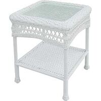 AVONDALE WOVEN END TABLE