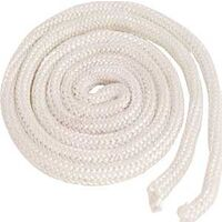 "3/4"" x 6'', WHITE FIBERGLASS ROPE ONLY IMP"