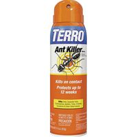 Woodstream T401 Terro Ant Killer, Spray, 16 Ounce