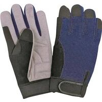 Synthetic Leather Palm Glove, XX-Large