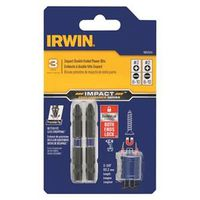 Irwin 1903509 Impact Double End Bit Set