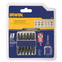 Irwin 1903525 Impact Double End Bit Set