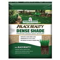 Jonathan 10600 Dense Shade Grass Seed, 3 lb, 1800 sq-ft
