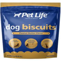 Pet Life 02910 Crunchy Texture Dog Biscuit