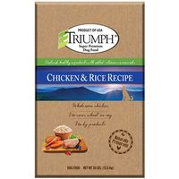 DOG FOOD CHICKEN/RICE 30LB