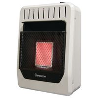 HEATER INFRARED DUAL FUEL 10K