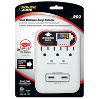 Power Zone OR802112 Surge Protector
