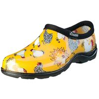 SHOE WOMEN WATERPROOF YELO SZ8
