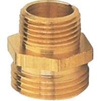 "Fenale Hose Connector, 3/4"" M x 1/2"" F"