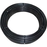 "Flexible Coils Plastic Pipe, 1 1/4"" x 100'"