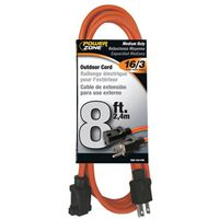 Powerzone OR501608 SJTW Round Extension Cord