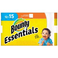 BOUNTY BASIC 12 LARGE ROLL