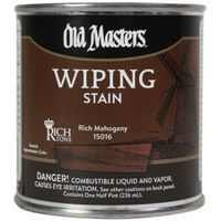 Old Masters 15016 Oil Based Wiping Stain