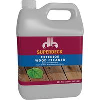 SuperDeck DB0014404-16 Biodegradable Wood Cleaner
