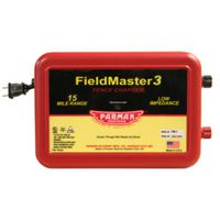 Field Master 3 VM3/FM3 Low Impedance AC Electric Fence Charger