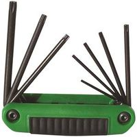 Ergo-Fold 25581 Medium Ergonomic Fold-Up Hex Key Set