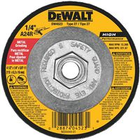 Dewalt DW4523 Type 27 Depressed Center Grinding Wheel