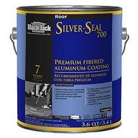Silver Dollar Five Year Aluminum Coating, 1 Gal