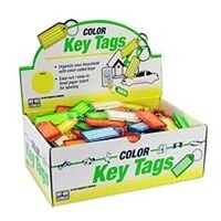 100 Key Tag with Beaded Chain Box