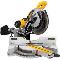 Dewalt DWS780 Double Bevel Sliding Compound Corded Miter Saw