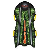 "PARICON F47 SNOW SCREAMER 47"" FOAM SLED"