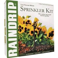 Deluxe Sprinkler Kit & Anti-Syphon