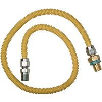 Brass Craft CSSD44E-48 P Gas Appliance Connectors
