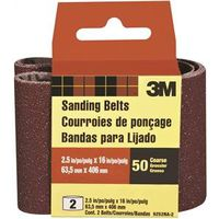3M 9252-2 Resin Bond Power Sanding Belt