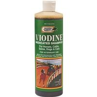 Viodine Medicated Shampoo, 16 oz
